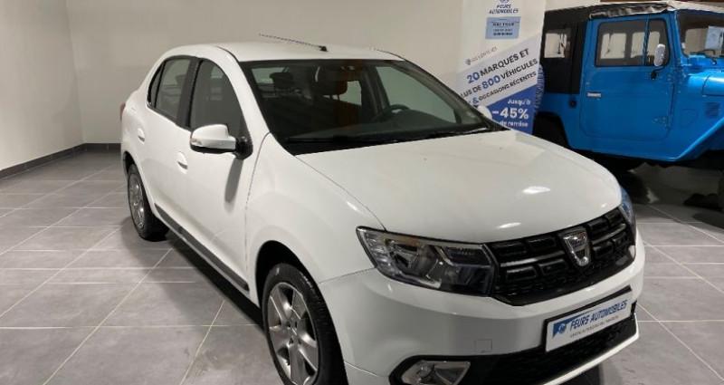 Dacia Logan SCe 75 Noir occasion à CIVENS - photo n°2