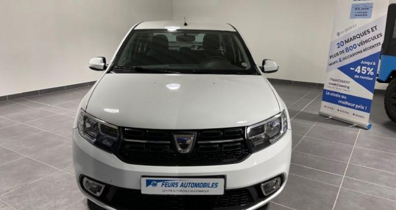 Dacia Logan SCe 75 Noir occasion à CIVENS - photo n°3