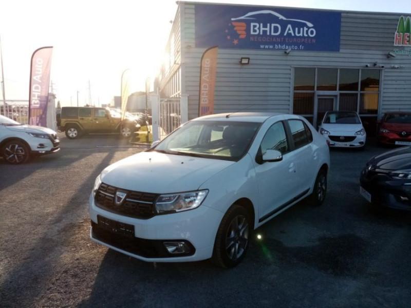 Dacia Logan occasion 2018 mise en vente à Biganos par le garage BHD AUTO - photo n°1