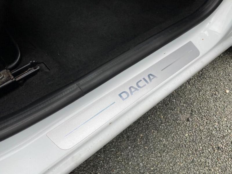 Dacia Logan SL PLUS 1.0 75 CV GPS CLIM AUTO GPS Blanc occasion à Biganos - photo n°20