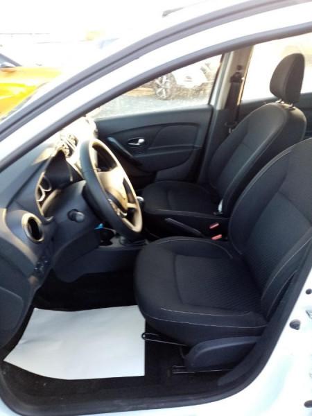 Dacia Logan SL PLUS 1.0 75 CV GPS CLIM AUTO GPS Blanc occasion à Biganos - photo n°7