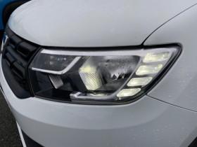 Dacia Logan SL PLUS 1.0 75 CV GPS CLIM AUTO GPS Blanc occasion à Biganos - photo n°15