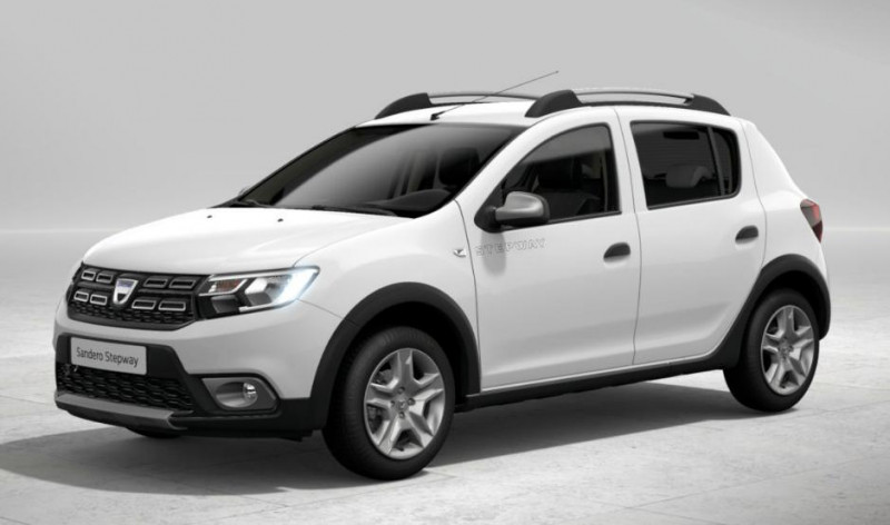 Dacia Sandero 0.9 TCe 90ch Essentiel - 19 Blanc occasion à MORLAIX CEDEX