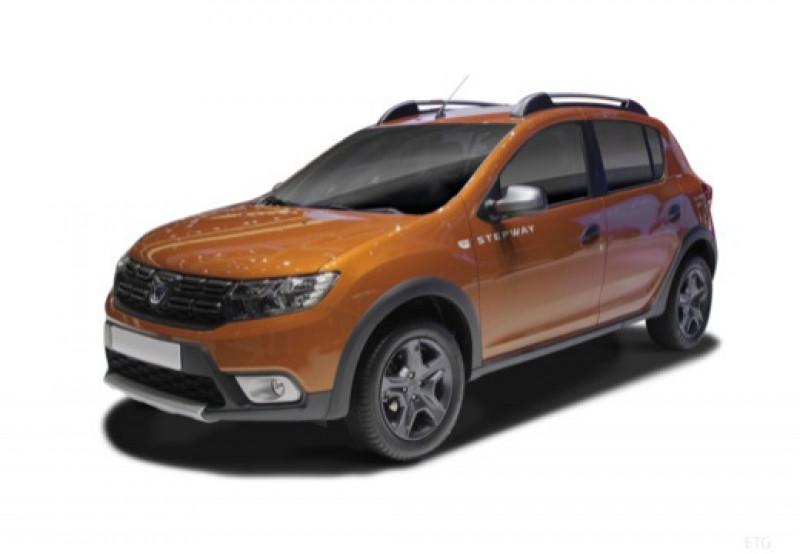Dacia Sandero 0.9 TCe 90ch Stepway Easy-R Gris occasion à NOISIEL
