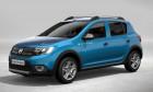 Dacia Sandero 0.9 TCe 90ch Stepway Bleu à CHANTELOUP EN BRIE 77