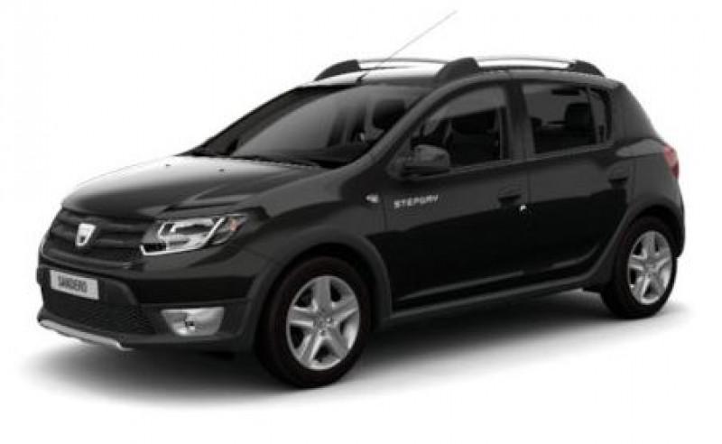 Dacia Sandero 0.9 TCe 90ch Stepway Noir occasion à MORLAIX CEDEX