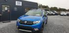 Dacia Sandero 1.0 ECO-G 100CH STEPWAY Bleu à Serres-Castet 64