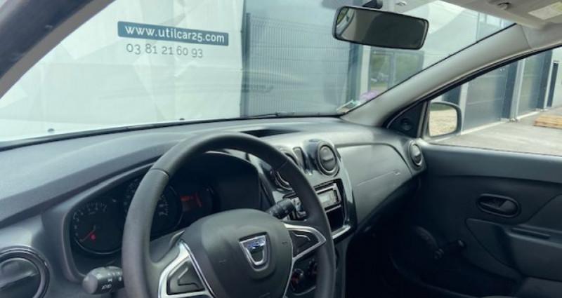 Dacia Sandero 1.0 SCe 75ch Access Blanc occasion à Tarcenay - photo n°4