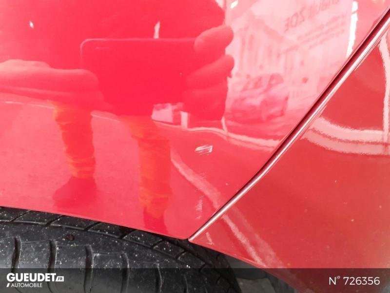 Dacia Sandero 1.0 SCe 75ch Ambiance 4cv Rouge occasion à Crépy-en-Valois - photo n°16
