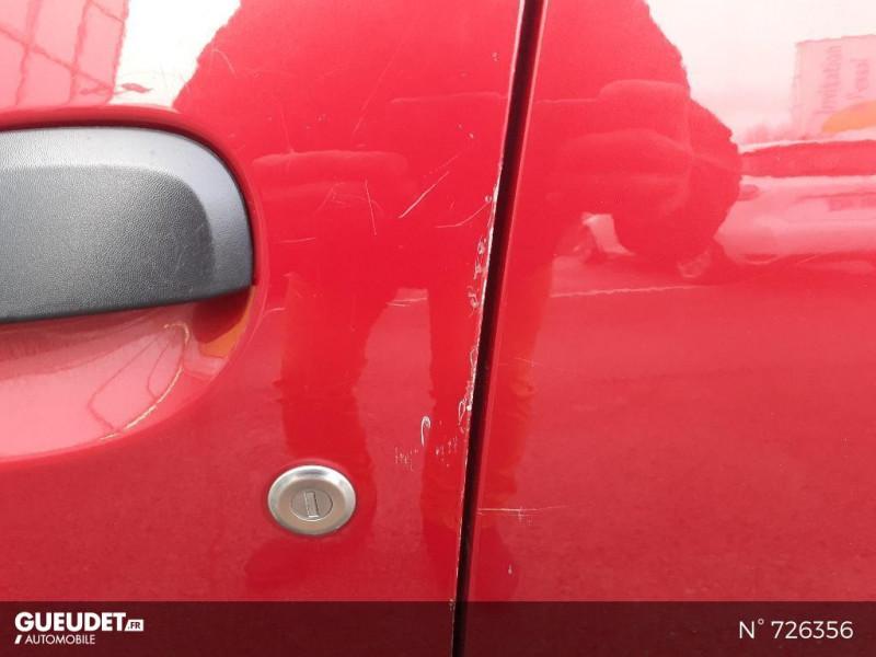 Dacia Sandero 1.0 SCe 75ch Ambiance 4cv Rouge occasion à Crépy-en-Valois - photo n°17