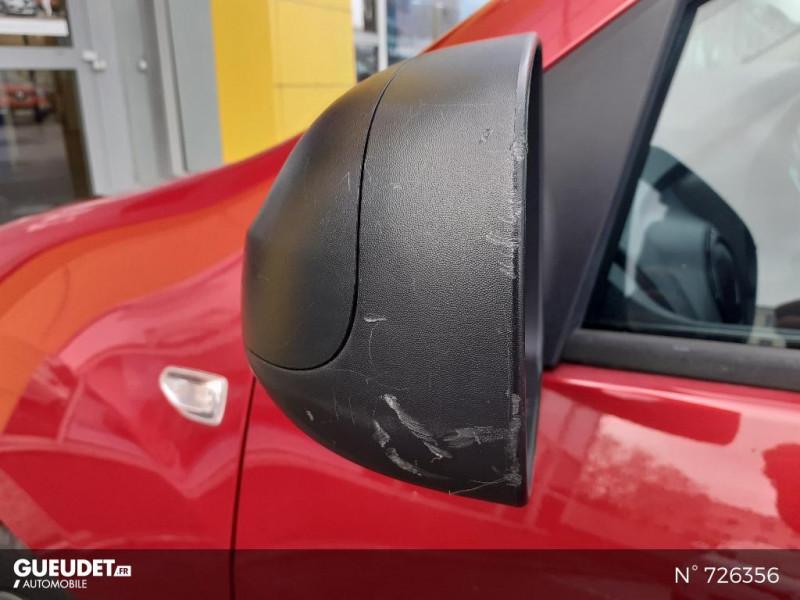 Dacia Sandero 1.0 SCe 75ch Ambiance 4cv Rouge occasion à Crépy-en-Valois - photo n°18