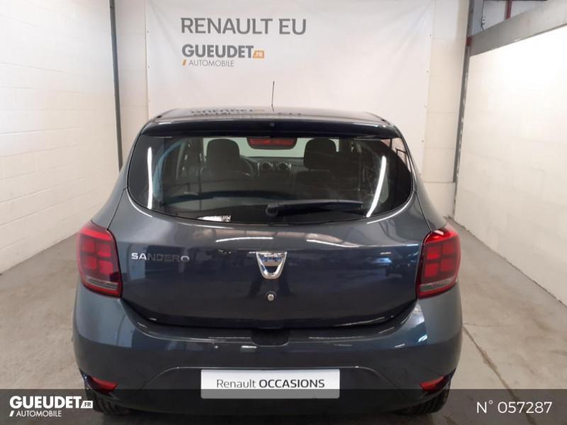 Dacia Sandero 1.0 SCe 75ch Confort - 20 Gris occasion à Eu - photo n°3