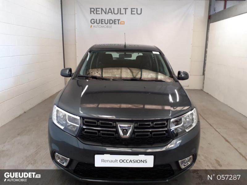 Dacia Sandero 1.0 SCe 75ch Confort - 20 Gris occasion à Eu - photo n°2