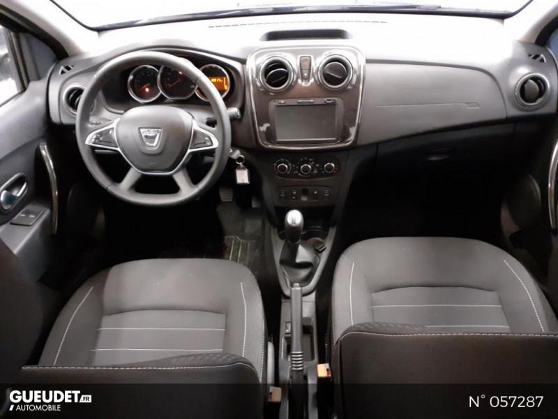 Dacia Sandero 1.0 SCe 75ch Confort - 20 Gris occasion à Eu - photo n°10