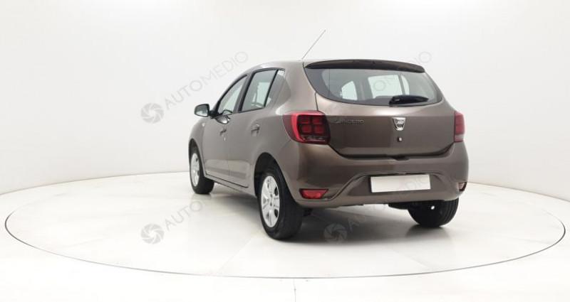Dacia Sandero 1.0 Sce 75ch M/5 CONFORT  occasion à Thiais - photo n°7