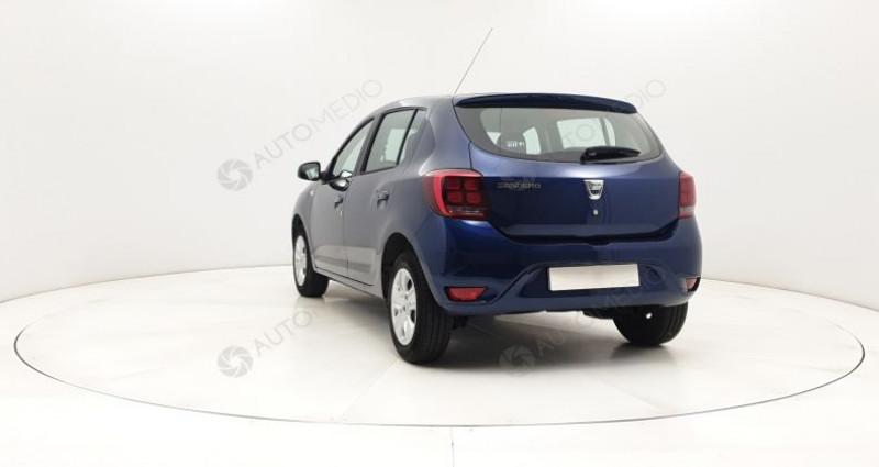 Dacia Sandero 1.0 Sce 75ch M/5 LAUREATE  occasion à Thiais - photo n°7