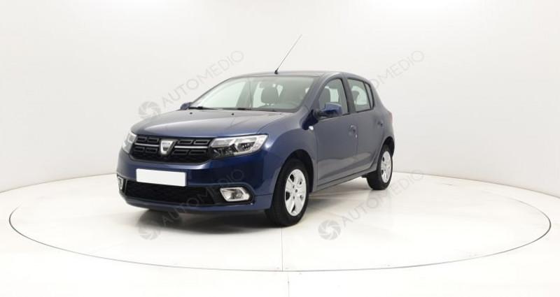 Dacia Sandero 1.0 Sce 75ch M/5 LAUREATE  occasion à Thiais