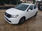 Dacia Sandero 1.2 16V 75 Ambiance Blanc à Sarcelles 95