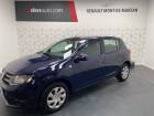 Dacia Sandero 1.2 16V 75 E6 Lauréate Bleu à Mont de Marsan 40
