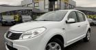 Dacia Sandero 1.4 MPI 75CH GPL LAUREATE Blanc à VOREPPE 38