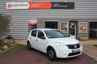 Dacia Sandero 1.4 MPI 75CH GPL Blanc à Bréal-sous-Montfort 35