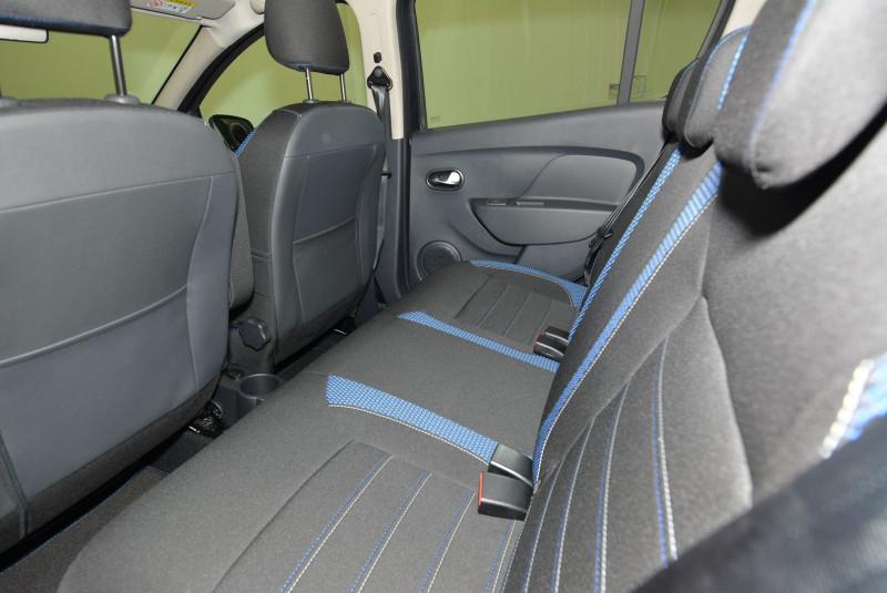 Dacia Sandero 1.5 BLUE DCI 95CH STEPWAY - 20 Noir occasion à Quimper - photo n°4