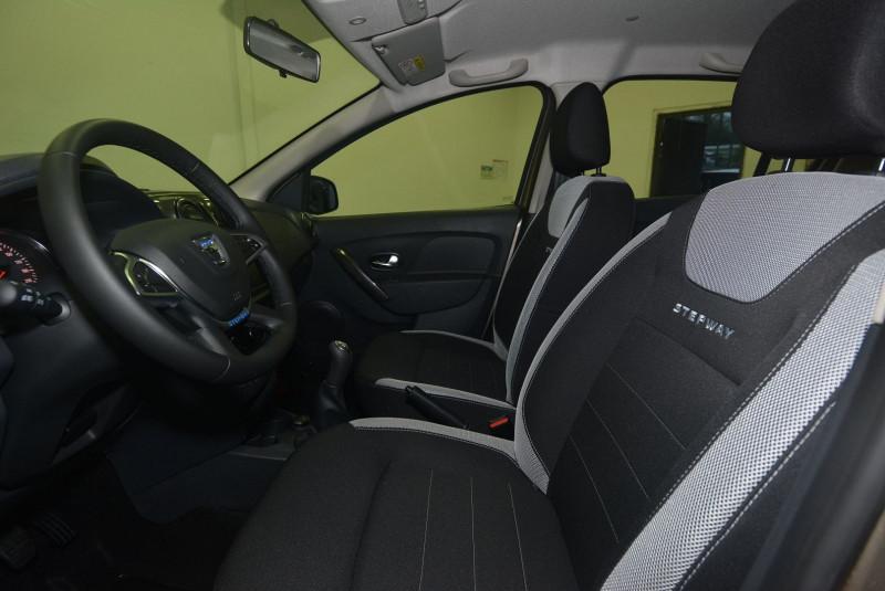 Dacia Sandero 1.5 BLUE DCI 95CH STEPWAY - 20 Beige occasion à Quimper - photo n°3