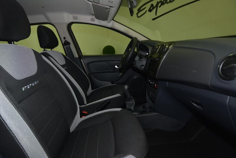 Dacia Sandero 1.5 BLUE DCI 95CH STEPWAY - 20 Beige occasion à Quimper - photo n°7