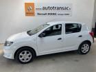 Dacia Sandero 1.5 dCi 75ch eco² Ambiance Blanc à Rodez 12