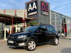 Dacia Sandero 1.5 dCi 90ch FAP Stepway Euro 5 Noir à Castelmaurou 31
