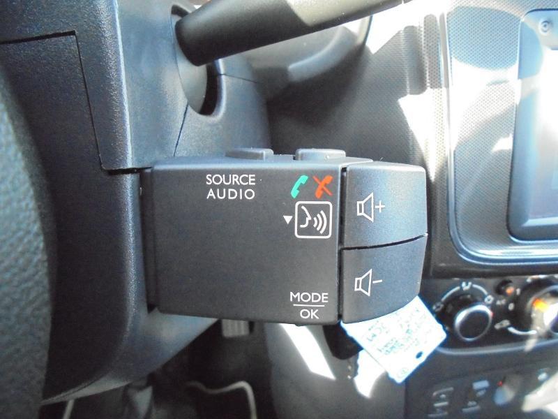 Dacia Sandero 1.5 dCi 90ch Stepway GPS CAMERA Noir occasion à Corbeil-Essonnes - photo n°17