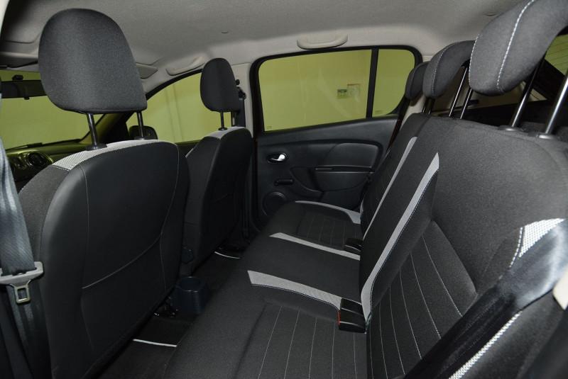 Dacia Sandero 1.5 DCI 90CH STEPWAY Marron occasion à Quimper - photo n°4