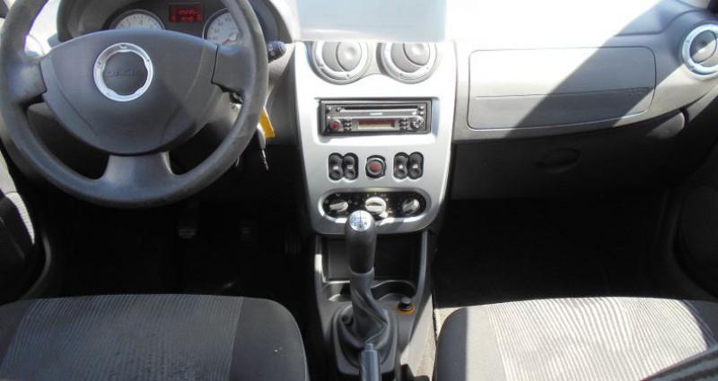 Dacia Sandero 1l6 Mpi 90 Ch 5 Portes Clim  occasion à COURNON D'AUVERGNE - photo n°6