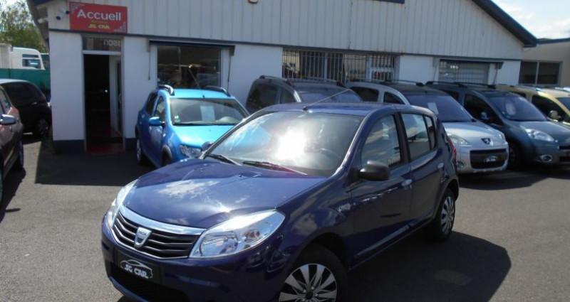 Dacia Sandero 1l6 Mpi 90 Ch 5 Portes Clim  occasion à COURNON D'AUVERGNE