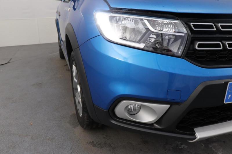 Dacia Sandero Blue dCi 95 Stepway Bleu occasion à Seclin - photo n°8