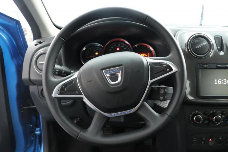 Dacia Sandero Blue dCi 95 Stepway Bleu occasion à Seclin - photo n°10
