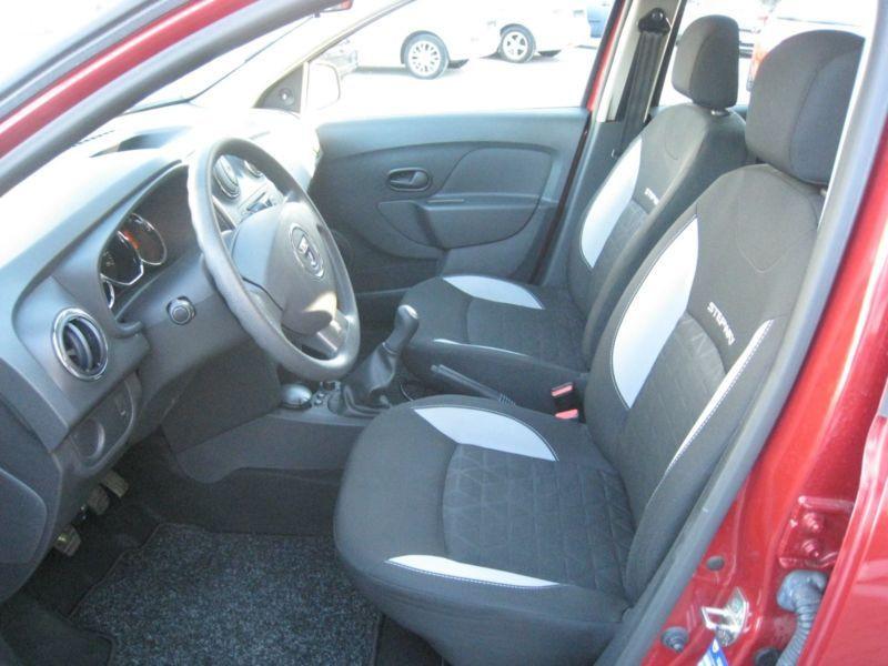 Dacia Sandero dCI 90 Ambiance Rouge occasion à Beaupuy