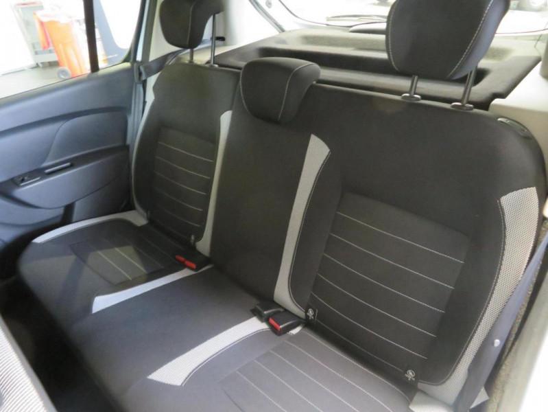 Dacia Sandero dCi 90 Stepway Blanc occasion à QUIMPER - photo n°8