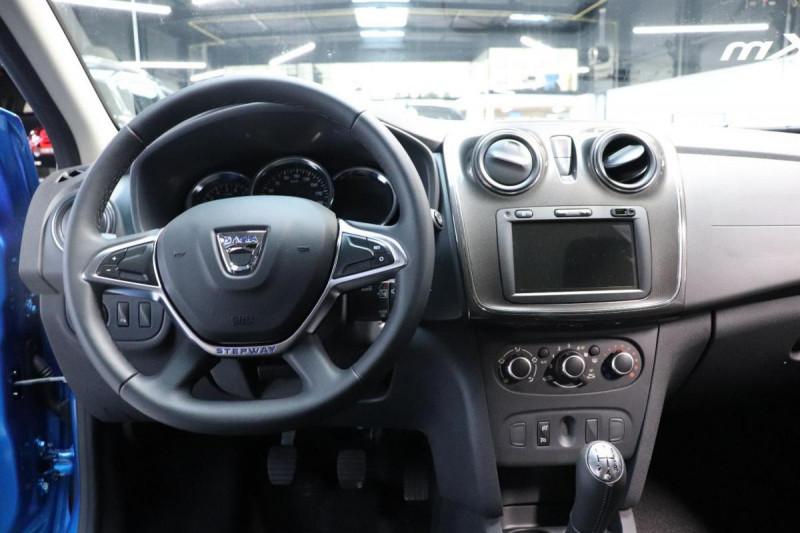 Dacia Sandero ECO-G 100 Stepway Bleu occasion à Seclin - photo n°5