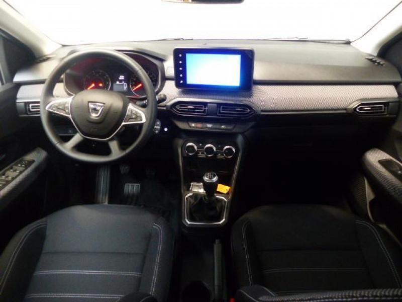 Dacia Sandero Nouvelle Confort SCe 65 Gris occasion à MORLAIX - photo n°5