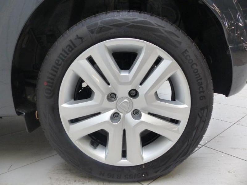 Dacia Sandero Nouvelle Confort SCe 65 Gris occasion à MORLAIX - photo n°9