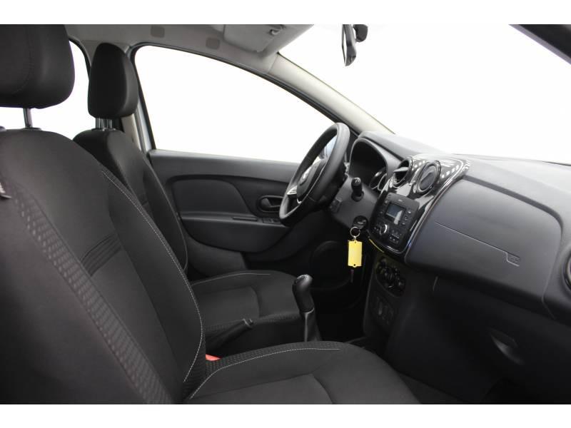 Dacia Sandero SCe 75 Ambiance Blanc occasion à DAX - photo n°6