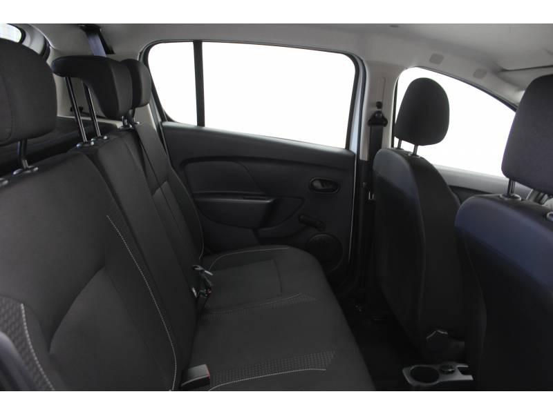 Dacia Sandero SCe 75 Ambiance Blanc occasion à DAX - photo n°4
