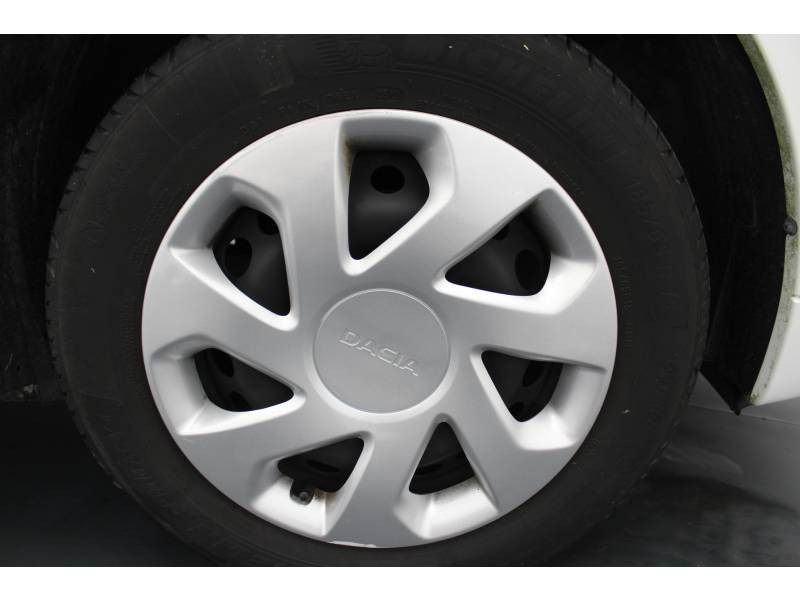 Dacia Sandero SCe 75 Ambiance Blanc occasion à DAX - photo n°3