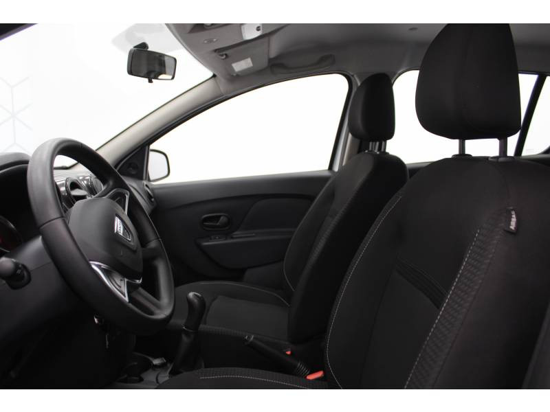 Dacia Sandero SCe 75 Ambiance Blanc occasion à DAX - photo n°7