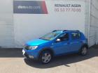 Dacia Sandero SCe 75 Urban Stepway Bleu à Agen 47