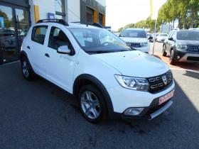 Dacia Sandero occasion 2018 mise en vente à Bessières par le garage AUTO SMCA VERFAILLIE - photo n°1