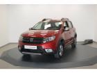 Dacia Sandero TCe 90 Stepway Rouge 2018 - annonce de voiture en vente sur Auto Sélection.com