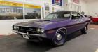 Dodge Challenger 2 R/T 1970 - V8 383Ci - Boite Auto Violet à Villennes Sur Seine 78