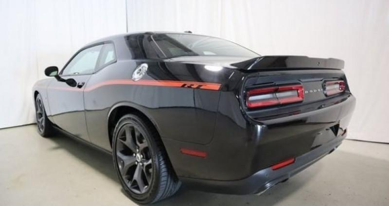 Dodge Challenger 2 R/t v8 hemi 5.7l 375hp Noir occasion à PONTAULT COMBAULT - photo n°4